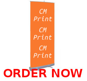Roll Up Stand & Printed Banner